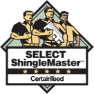 CERTAINTEED / SELECT SHINGLE MASTER