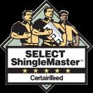 CERTAINTEED / SELECT SHINGLE MASTER