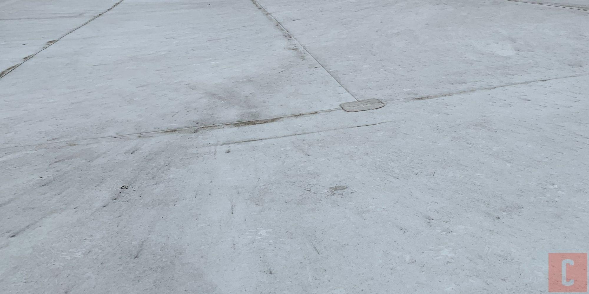 Membrane TPO pour toit plat