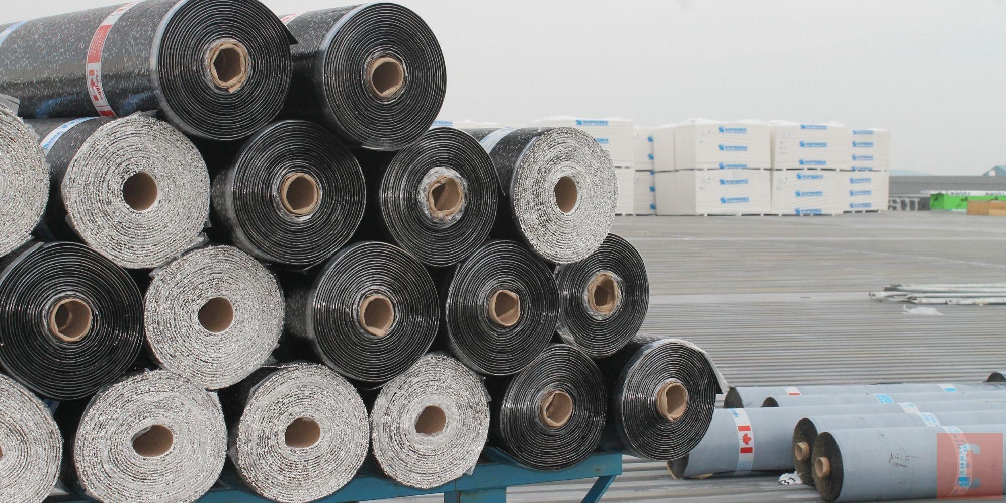 Meilleure membrane pour toit plat